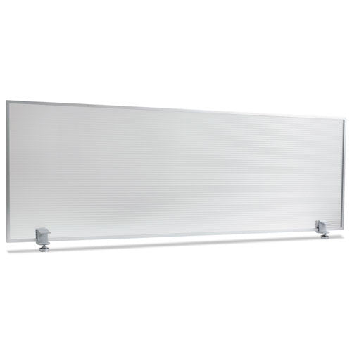 Alera Polycarbonate Privacy Panel ALEPP4718,  (UPC:042167200107)