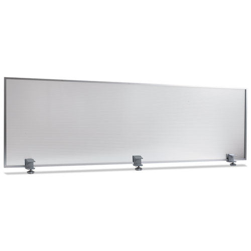 Alera Polycarbonate Privacy Panel ALEPP6518,  (UPC:042167200114)