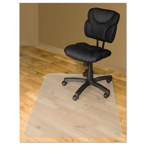 Advantus Hard Floor No Lip Recycled Chairmat AVT50241,  (UPC:091141502416)