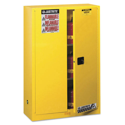 JUSTRITE Sure-Grip EX Safety Cabinet JUS894500,  (UPC:000000000000)