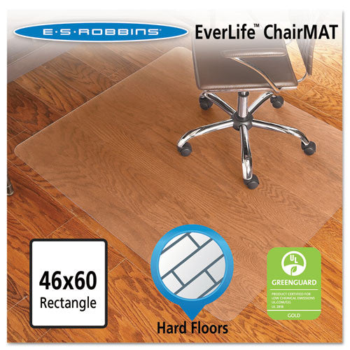 ES Robbins Chair Mat ESR131826, Clear (UPC:012544000125)