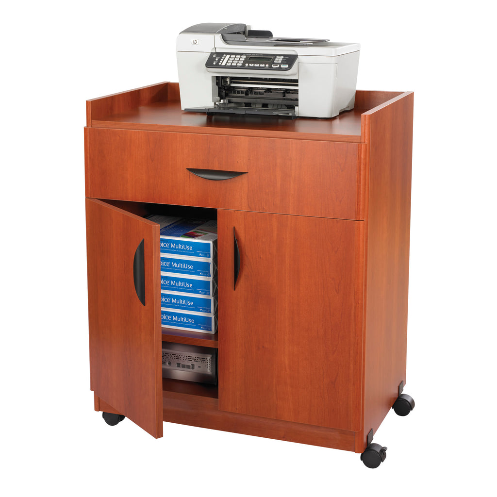 Safco Products Deluxe Mobile Machine Stand 1852CY(Image 1)
