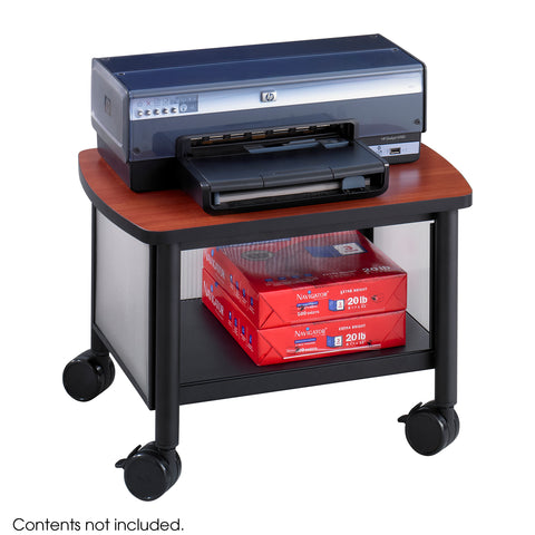 Safco Products Impromptu Under Table Printer Stand 1862BL(Image 2)