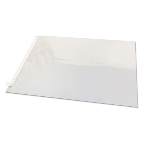 Artistic Second Sight Hinged Clear Desk Protector AOPSS2125, Clear (UPC:030615212505)