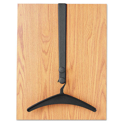 Quartet Over-the-Door Hook ; (034138207031); Color:Black