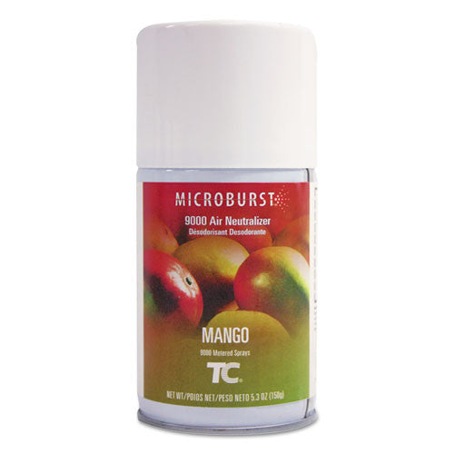 Rubbermaid Commercial MB 9000 Refill Mango Air Spray ; (763905016933)