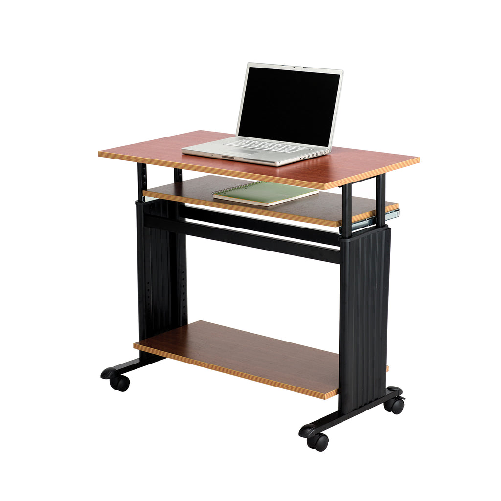 "Safco Products Muv™ 35"" Adjustable Height Desk 1926CY Image 1"
