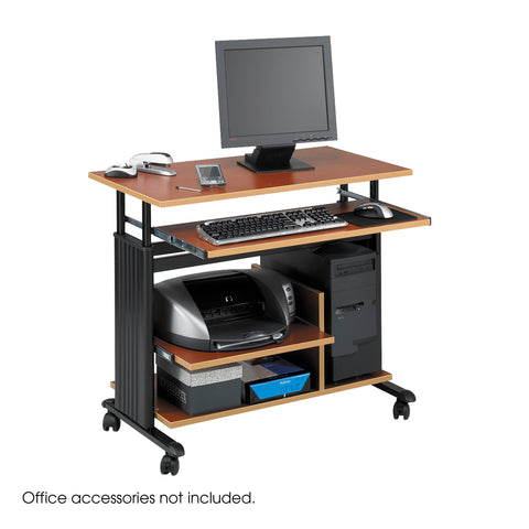 Safco Products Muv Mini Tower Desk 1927CY(Image 1)