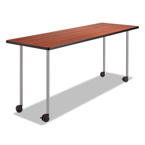 Safco Impromptu Mobile Training Tabletops SAF2074SL, Silver (UPC:073555207415)