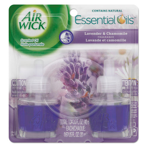 Airwick Scented Oil Refill ; (062338784731)