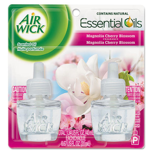 Airwick Magnolia Scented Oil ; (0)
