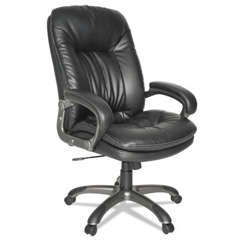 OIF Executive Swivel/Tilt Leather High-Back Chair OIFGM4119,  (UPC:042167500092)
