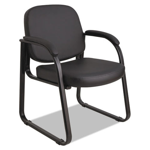 Alera Genaro Series Half-Back Sled Base Guest Chair ALERL43C16,  (UPC:042167392451)