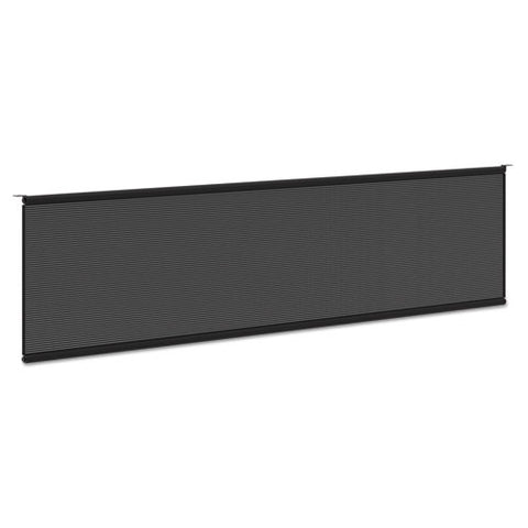 "Modesty Panel for 60""W Worksurface in Black ; UPC: 888531612363"