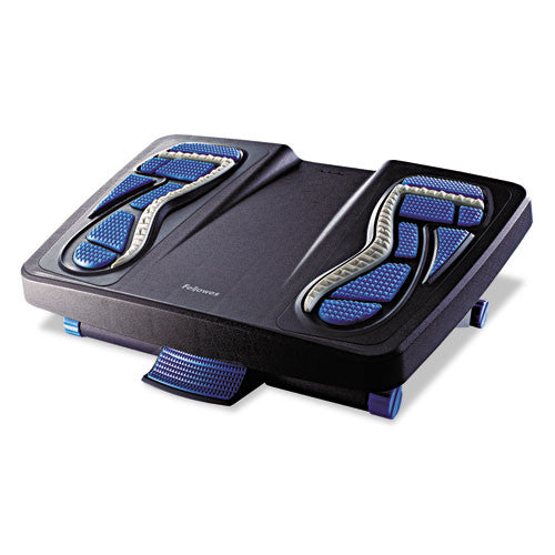 Fellowes Energizer Foot Support FEL8068001, Blue (UPC:043859675500)