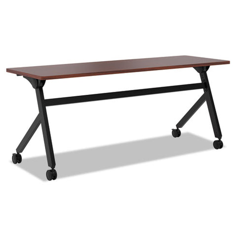 "HON Multi-Purpose Table | Flip Base | 72""W x 24""D 