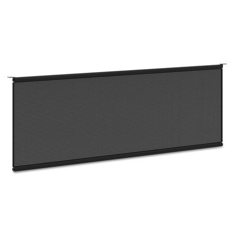 "Modesty Panel for 48""W Worksurface in Black ; UPC: 888531612356"