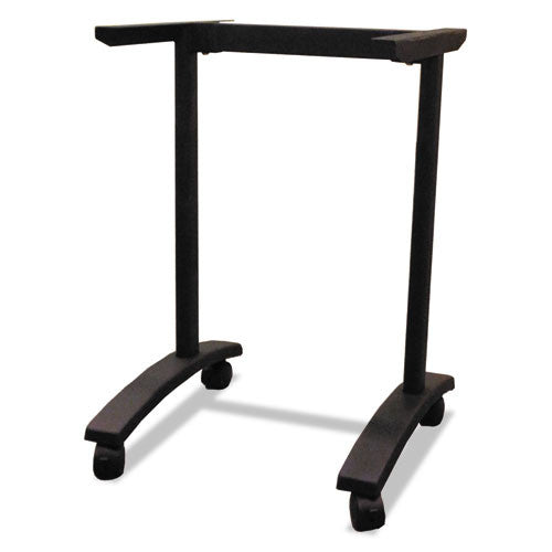 Alera Valencia Series Training Table T-Leg Base ALEVA7443BK,  (UPC:042167303716)