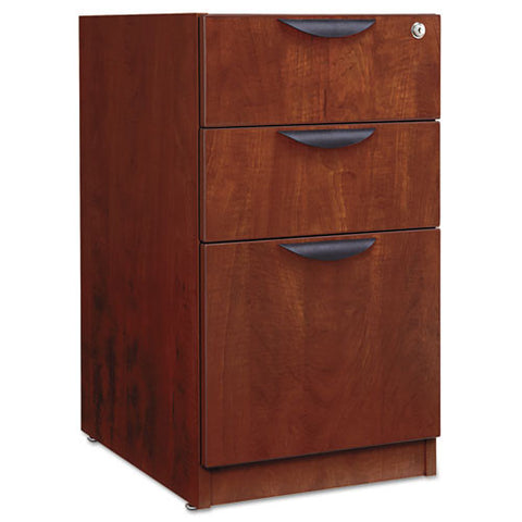 Alera Valencia Series Box/Box/File Full Pedestal File ALEVA532822MC,  (UPC:042167300302)