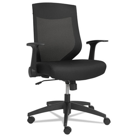 Alera Eb-K Series Synchro Mid-Back Mesh Chair ; UPC: 42167392581