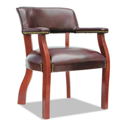 Alera Traditional Series Guest Arm Chair ALETD4336,  (UPC:042167380038)