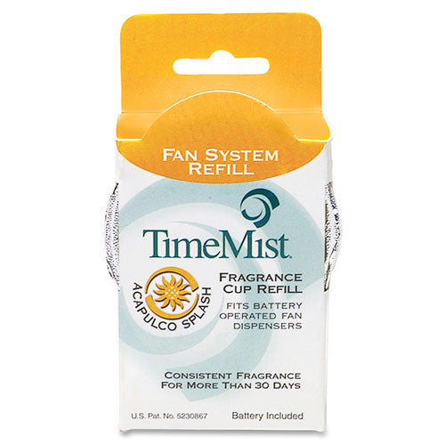 TimeMist TimeMist Worldwind Fragrance Dispenser Refill ; (043725146073)