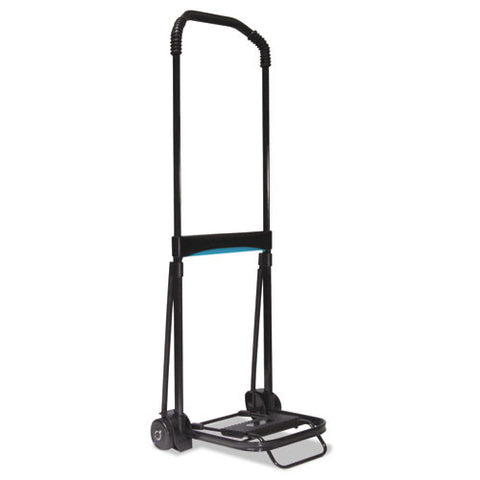 Kantek Ultra-Lite Folding Cart KTKLGLC110, Black (UPC:750333711103)