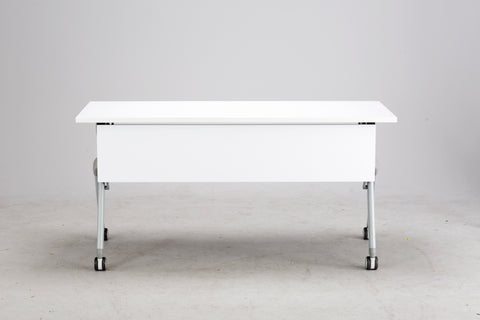 Safco Products Rumba 60 x 24 Rectangle Table 2042DWSL(Image 2)