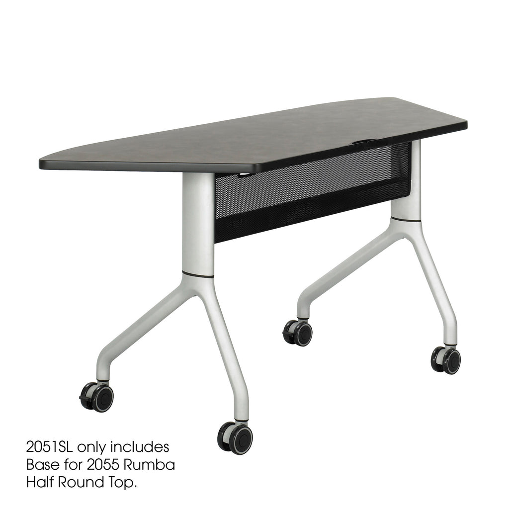 Safco Products Base For Rumba Tables 68.5W 2052BL Image 1