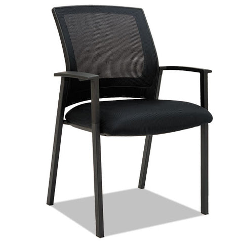 Alera ES Series Mesh Stack Chairs ALEES4314,  (UPC:042167392529)