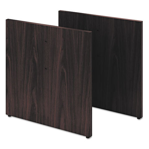 HON Preside Laminate Conference Table Base ; Color: Mahogany; UPC: 089192205776
