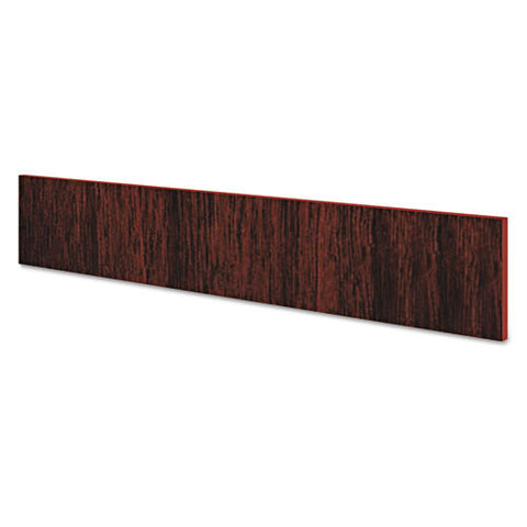 HON Preside Laminate Support Rail ; Color: Mahogany; UPC: 020459979931