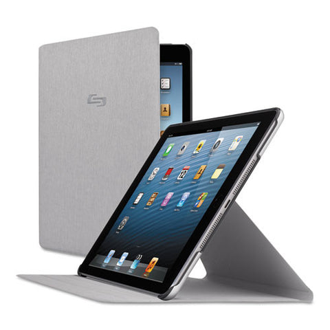 Solo Millennia Slim Case for iPad Mini ; Silver ; (030918011140)
