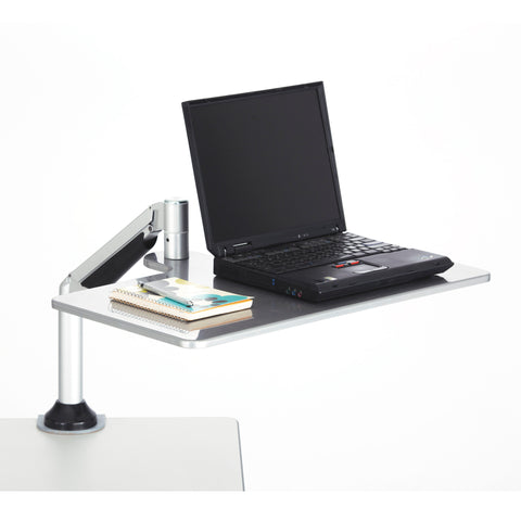 Safco Products Desktop Sit/Stand Laptop Workstation 2132SL(Image 1)