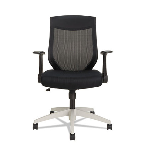Alera Eb-K Series Synchro Mid-Back Mesh Chair ; UPC: 42167392598