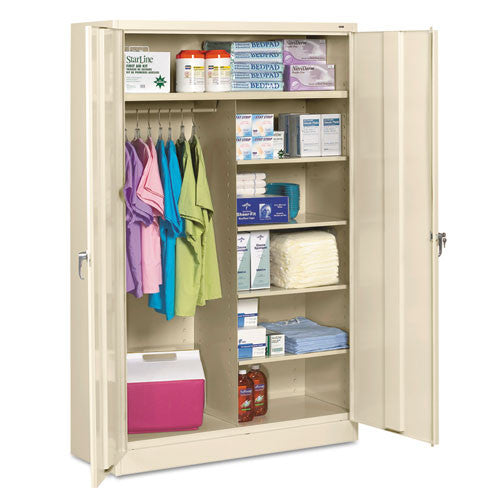 Tennsco Storage Cabinet TNNJ2478SUCPY, Putty (UPC:044767136459)