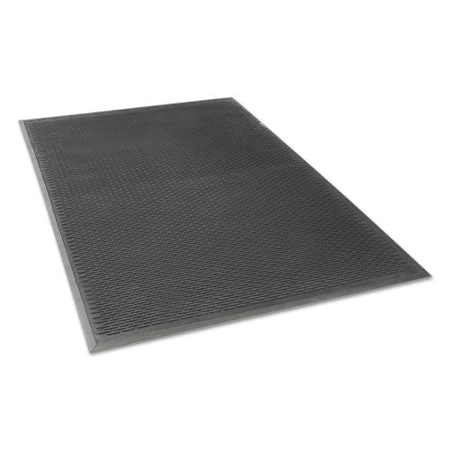 Crown-Tred Indoor/Outdoor Scraper Mat CWNTD0046BK,  (UPC:023244106161)