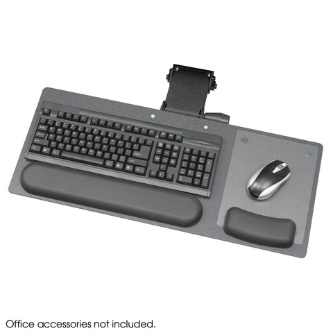 "Safco Products Ergo-Comfort Articulating 28"" Keyboard/Mouse Arm 2137(Image 3)"
