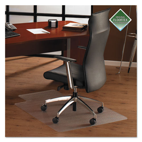 Floortex Cleartex Ultimat Polycarbonate Chair Mat for Hard Floors FLR128919LR,  (UPC:874951001627)