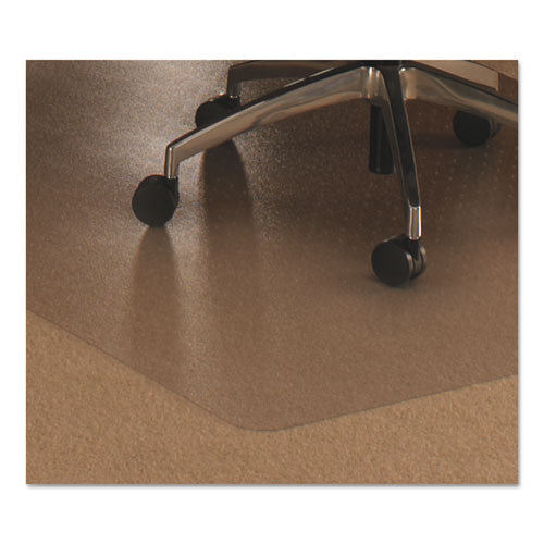 Floortex General Office Chair Mat FLR1115223ER, Clear (UPC:874951001139)