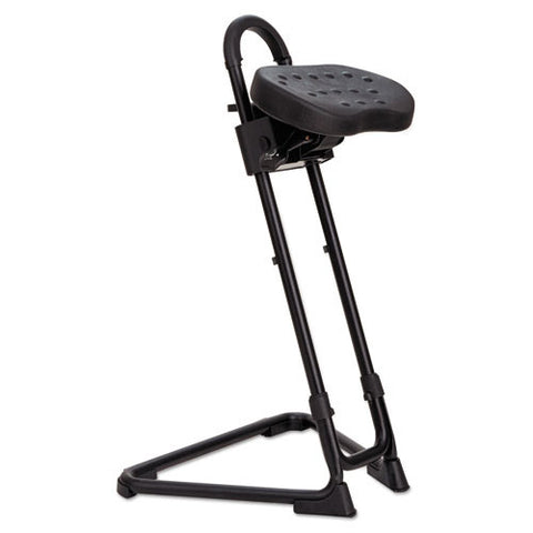 Alera Plus SS Series Sit/Stand Adjustable Stool AAPSS600,  (UPC:042167500504)