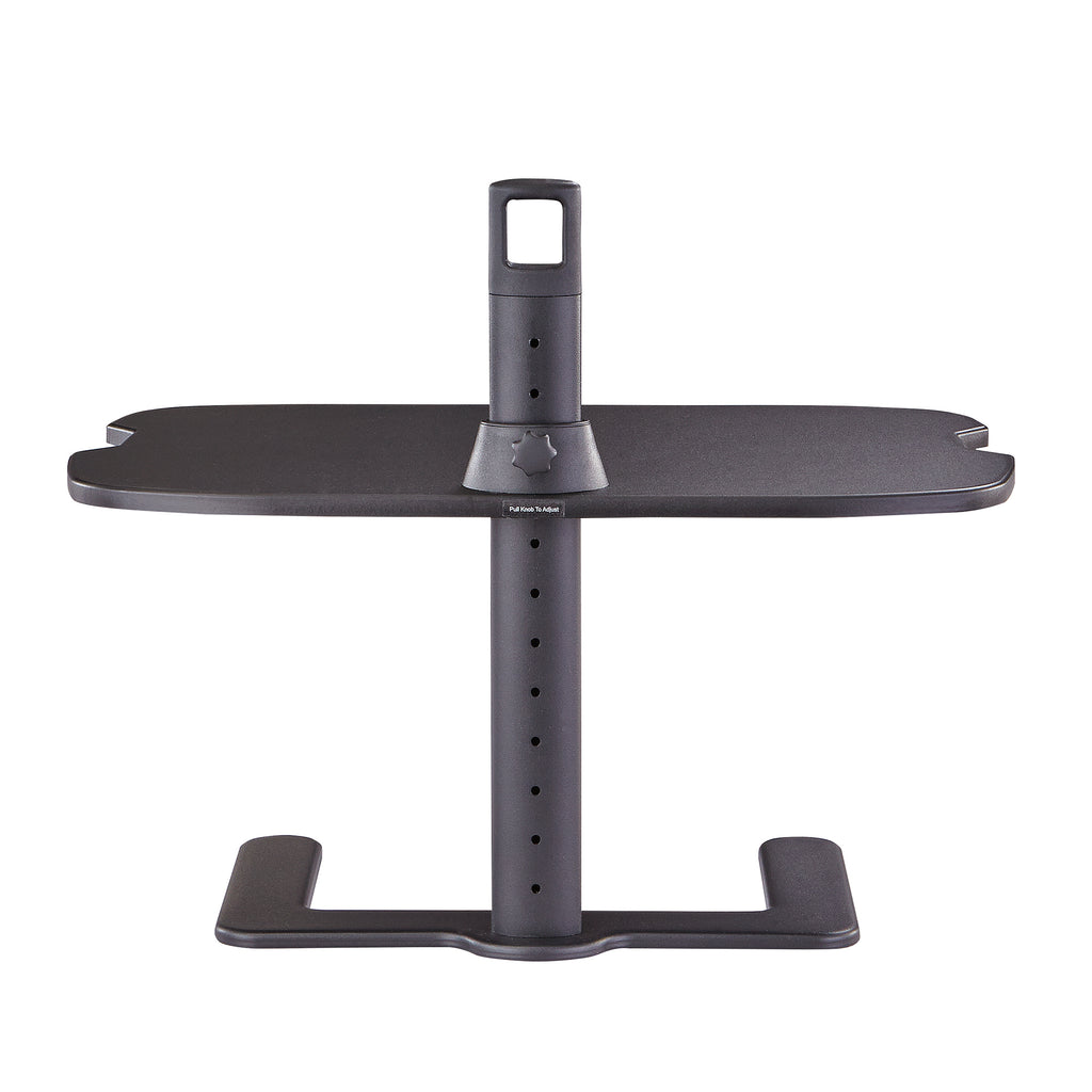 Safco Products Stance Height-Adjustable Laptop Stand 2180BL(Image 1)