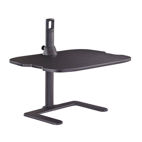 Safco Products Stance Height-Adjustable Laptop Stand 2180BL(Image 3)