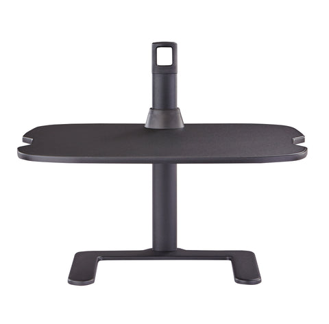 Safco Products Stance Height-Adjustable Laptop Stand 2180BL(Image 4)