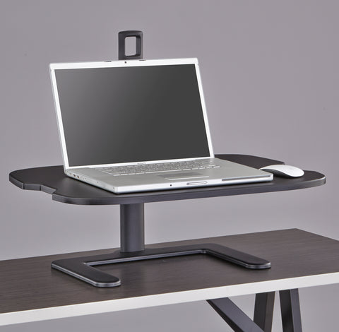 Safco Products Stance Height-Adjustable Laptop Stand 2180BL(Image 9)