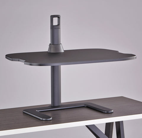 Safco Products Stance Height-Adjustable Laptop Stand 2180BL(Image 10)
