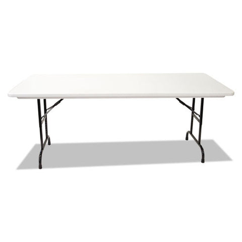 Alera Blow Molded Resin Top Folding Table ALEFA306023,  (UPC:042167100544)