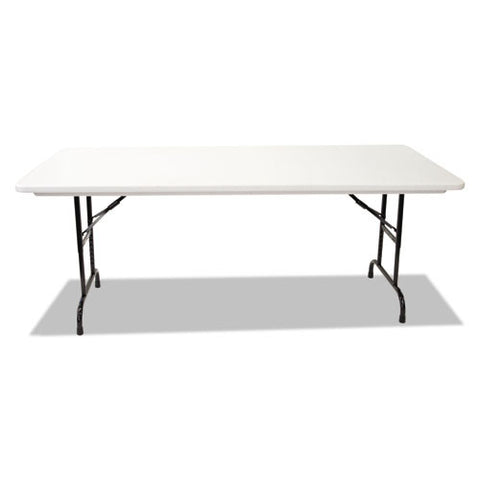 Alera Blow Molded Resin Top Folding Table ALEFA307223,  (UPC:042167100551)