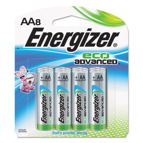 Energizer Eco Advanced AA Batteries ; (039800123961)