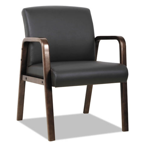 Alera Reception Lounge WL Series Guest Chair ALERL4319E,  (UPC:042167392673)